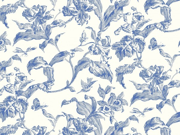 Lilies Toile